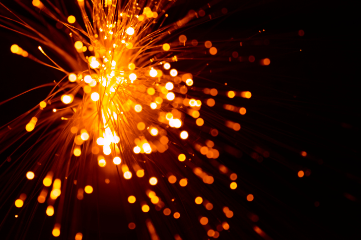 orange_fiber_optics